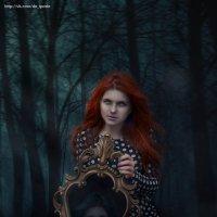 Таинственный лес :: Veronika G