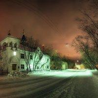 Воркута, церковь св.Архистратига Михаила :: Алина Репко