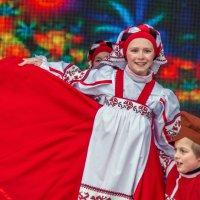 Масленица в Самаре. :: Сергей Исаенко