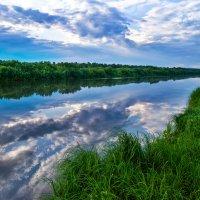 река Яя :: Cергей Александров