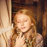 Моя маленькая вдохновительница, моя муза Валерия ..... :: Кристина Беляева