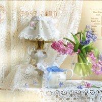 Вам открытка... :: Валентина Колова