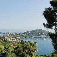 По дороге из Ниццы в Монако :: Елена Павлова (Смолова)