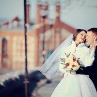 Свадебный фотограф в Самаре :: марина алексеева