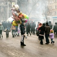 Гуляние :: Dmitriy Predybailo