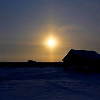 Солнце в радуге :: Александр Велигура