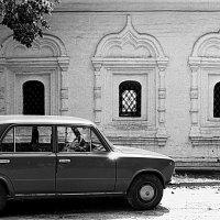 Перед окнами глубокой старины :: Борис Александрович Яковлев