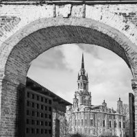 Никольский ворота Можайского Кремля. :: Ирина Нафаня