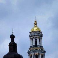 Большая Лаврская колокольня :: Владимир Бровко