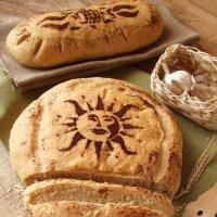 Вкусный хлебушек с цельнозерновой мукой. :: Наталья Майорова