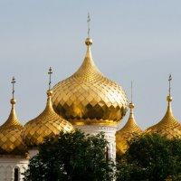 купола :: дмитрий глебов
