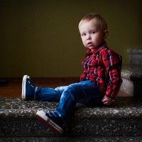 мой любимй внучок :: Николай Малявко
