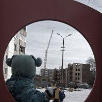 Окно в мир. :: сергей лебедев