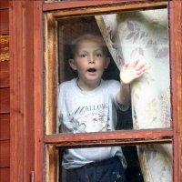 Здорово, сосед!!!!!!! :: Gavrila68 -Женя