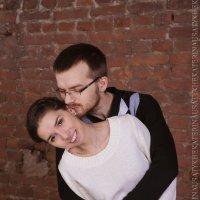 Надя и Влад :: Ekaterina Usatykh