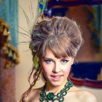 """фотопроект """"цветы и пудра рококо"""" :: Владимир Мужчинин"""