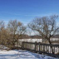 Старый мост :: Иван Анисимов