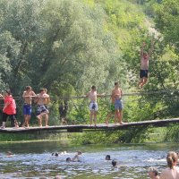 Ах, лето на речке… Какое великое благо! :: Валентина ツ ღ✿ღ