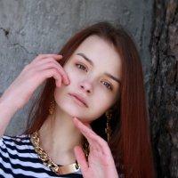 Искра глаз :: Kristina Neverova