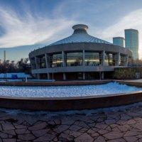 Almaty, Kazakhstan av. Abay /Circus/ :: Yevgeniy Sarinov