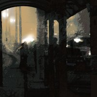 остановка у вокзала :: Николай Семёнов
