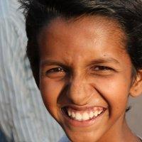 Детский портрет Пуна :: maikl falkon