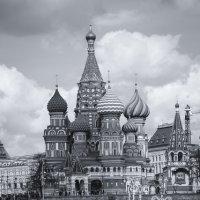 Вид на Собор Василия Блаженного :: Ольга Мансурова