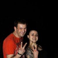 В ночном клубе :: Алексей Ревук