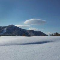 Ретикулярное облако :: Владимир Рязанов