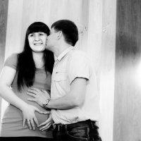 двойной поцелуй :: Инна