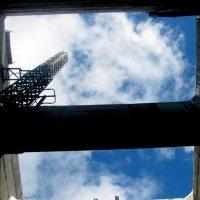 Лестница в небо :: Мария Коледа