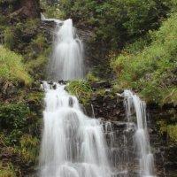 Водопад на Тонино-Анивском п-ове :: Роман Шиповалов