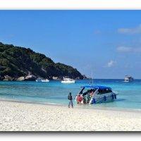 Симиланские острова. :: Чария Зоя