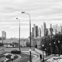 Просто Москва :: Ольга Мансурова