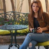 Фотографиня... :: Galina Dzubina
