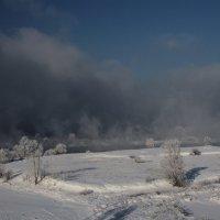 Правда, жутковато выглядят зимой... :: Александр Попов