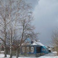 Сельский дом. :: Михаил Попов