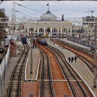 приехали, вокзал :: Александр Корчемный