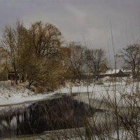 Навестила зима... :: Юрий