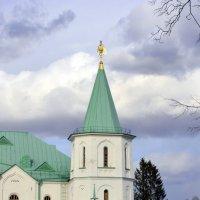 Башня Ратной палаты :: Сергей