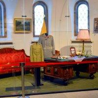 Внутри Ратной палаты - Музей 1 МВ :: Сергей
