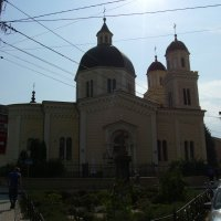 Православный  храм  в  Черновцах :: Андрей  Васильевич Коляскин