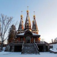 Храм Рождества Иоанна Предтечи в Юкках :: Елена Павлова (Смолова)