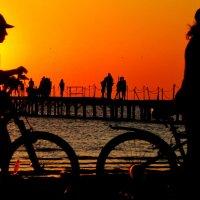 hot sunset :: Andrey Nemo