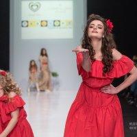 Неделя моды в Москве :: Ирина Шумилина