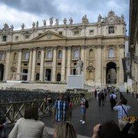 Ватикан :: Ефим Хашкес