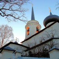 Святогорский Свято-Успенский монастырь. :: Нина