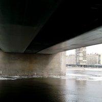 Под мостом :: Дмитрий Чистяков