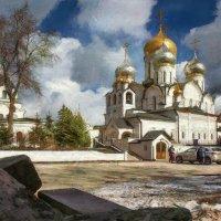 Куда-то исчезли и боль, и тоска. И дел незаконченных тоже не видно... :: Ирина Данилова