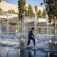 Иерусалим, у стен старого города. :: Maria Miller